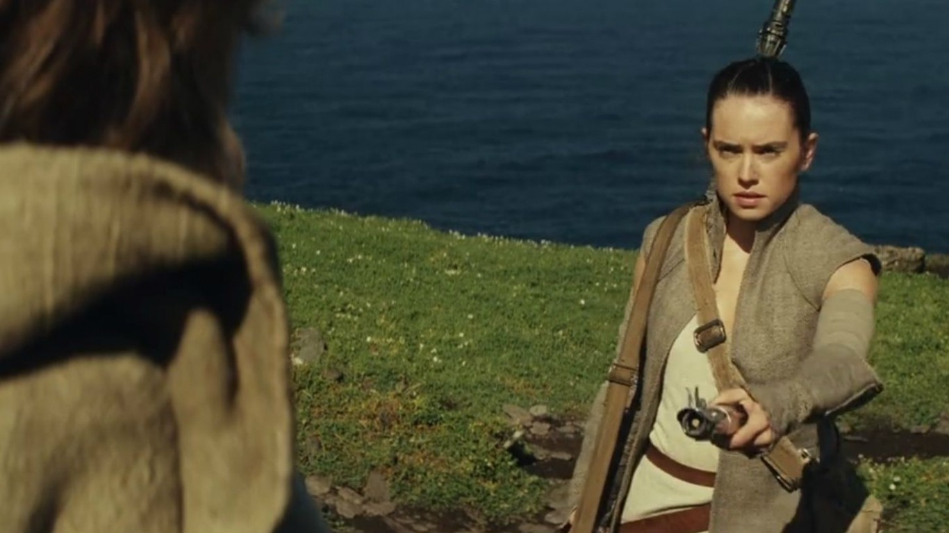 New Clip From 'Star Wars: Episode VIII' Released, Confirming Start Of Production