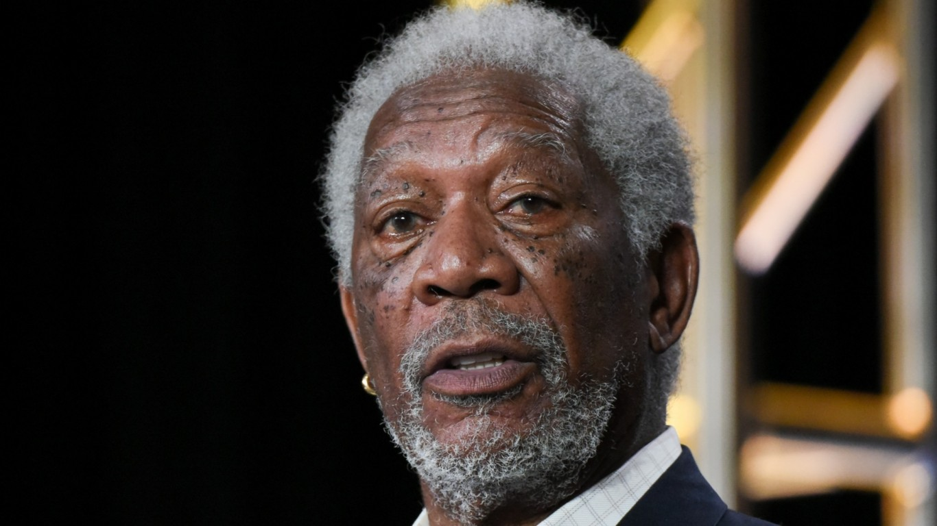 Waze Now Offering Navigation Instructions From Morgan Freeman!