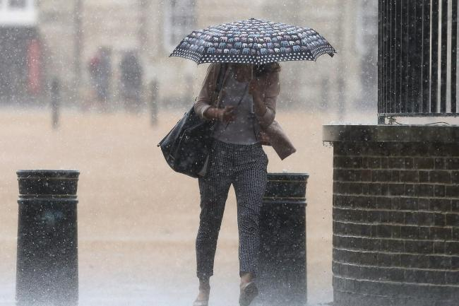 Cumbria braced for Storm Helene which could cause 'danger to life'